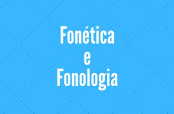 Conceitos básicos de Fonética e Fonologia